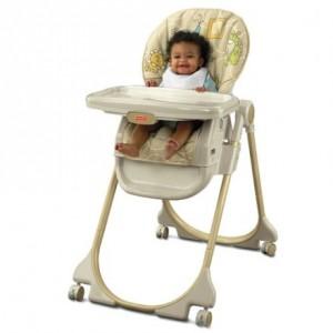 Dítě v židličce